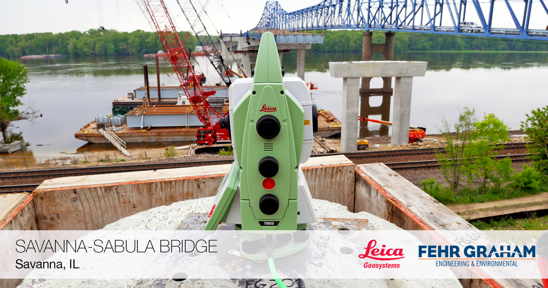 Project Highlight: Savanna-Sabula Bridge