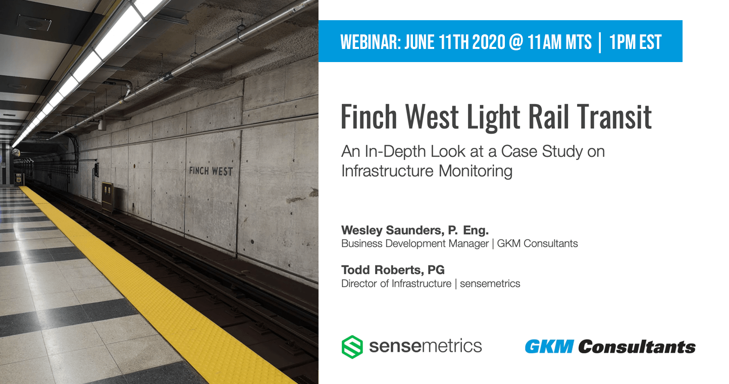 Webinar: Finch West Light Rail Case Study