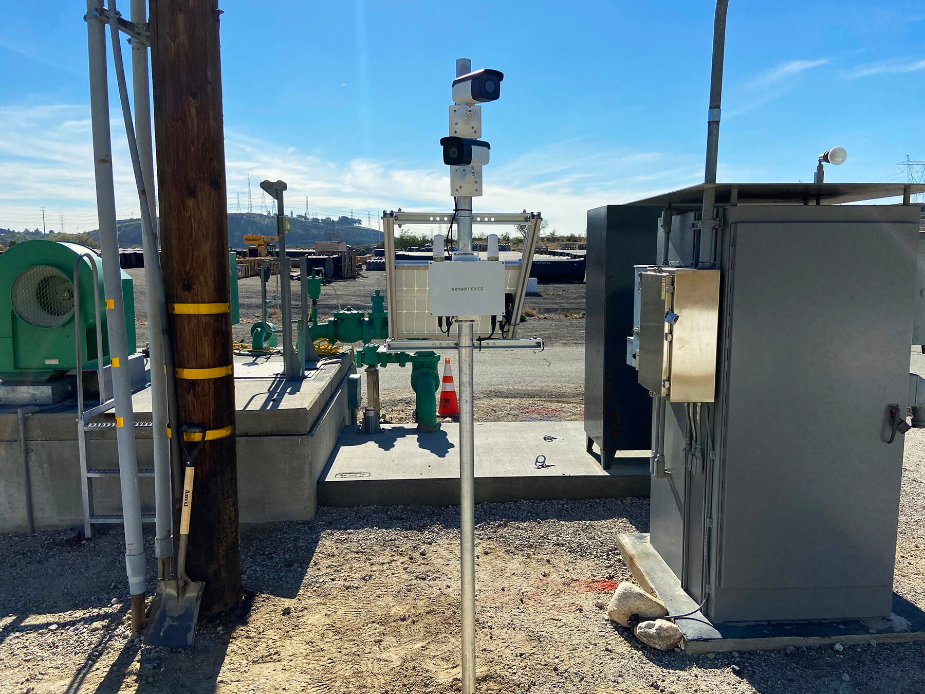 Scalable Monitoring Platform for LADWP