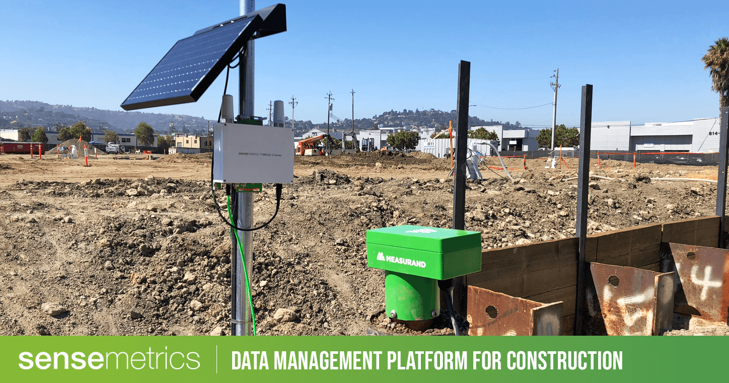 Data Management Platform for Construction