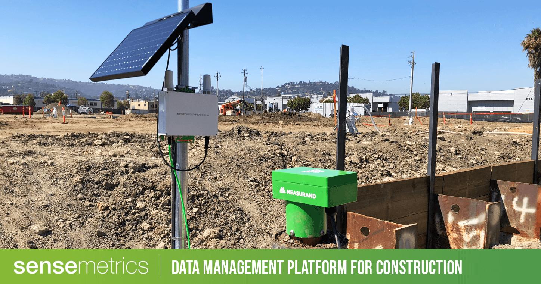 Data Management Platform for Construction
