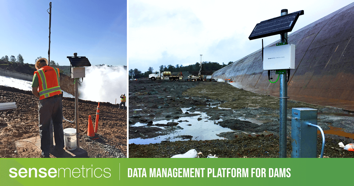 Data Management Platform for Dams
