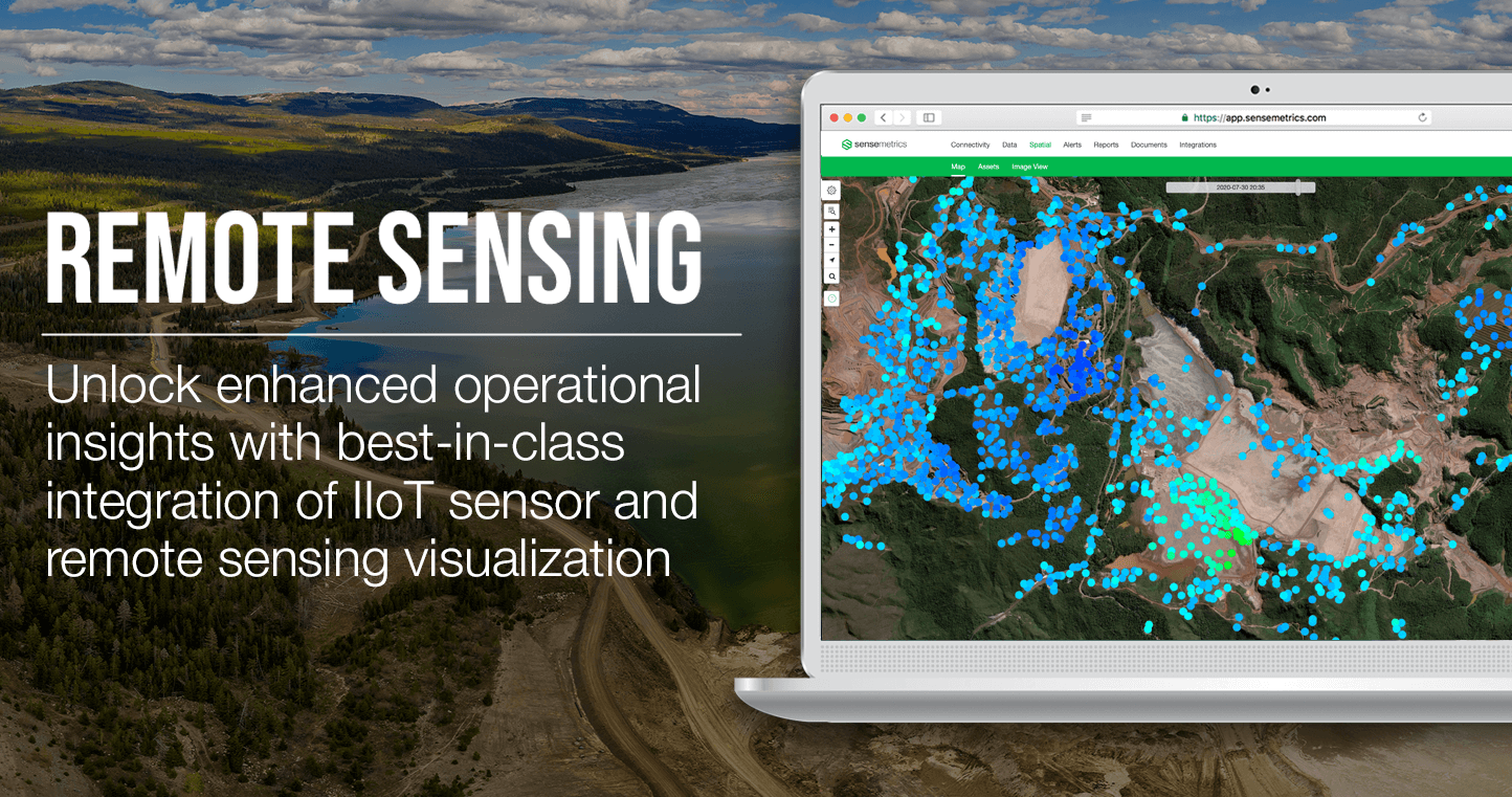 Unlock Enhanced Operational Insights with Remote Sensing