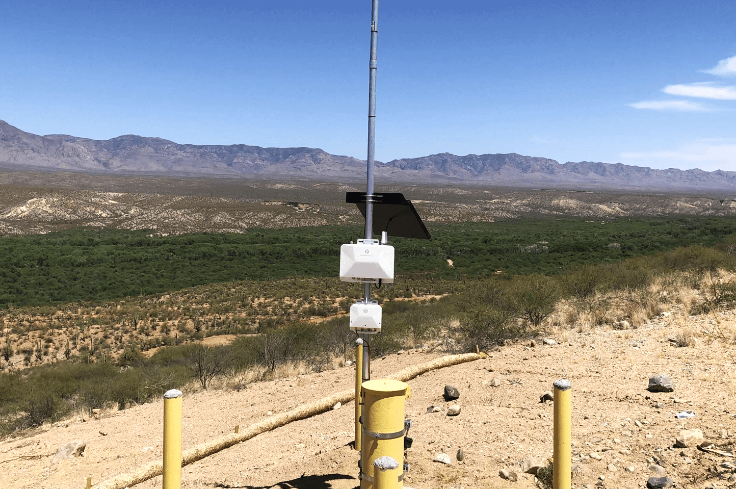 Project Highlight: Large Tailings Monitoring Program