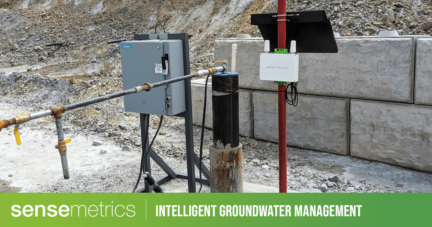 Intelligent Groundwater Management