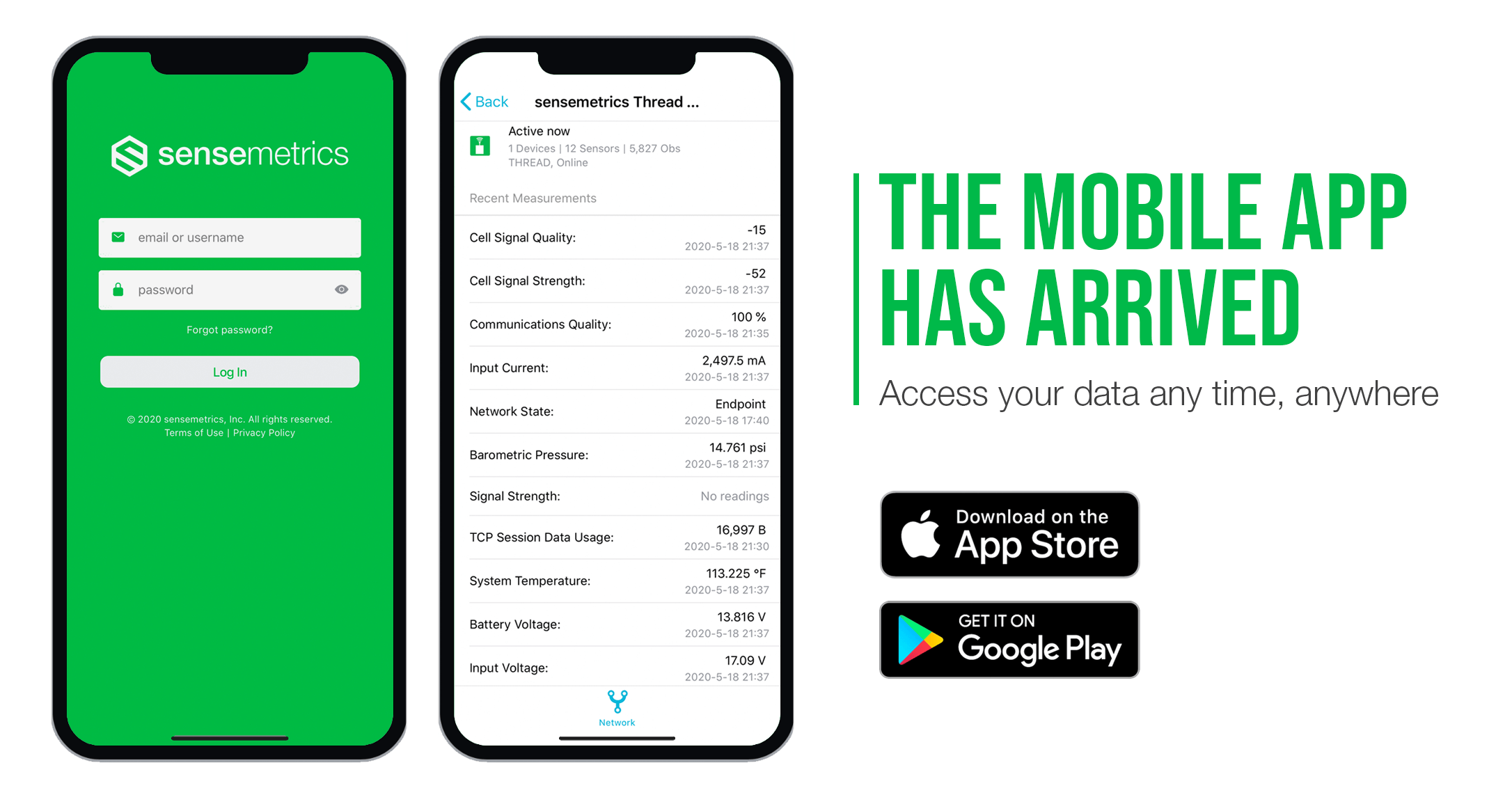 The Mobile App Has Arrived!