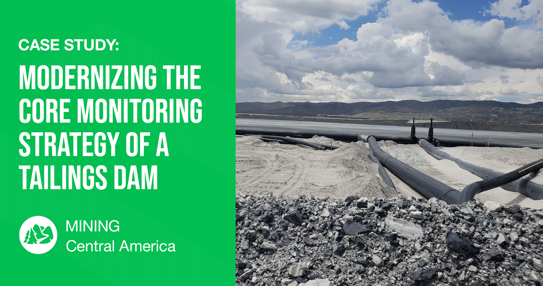 Modernizing the Core Monitoring Strategy of A Tailings Dam