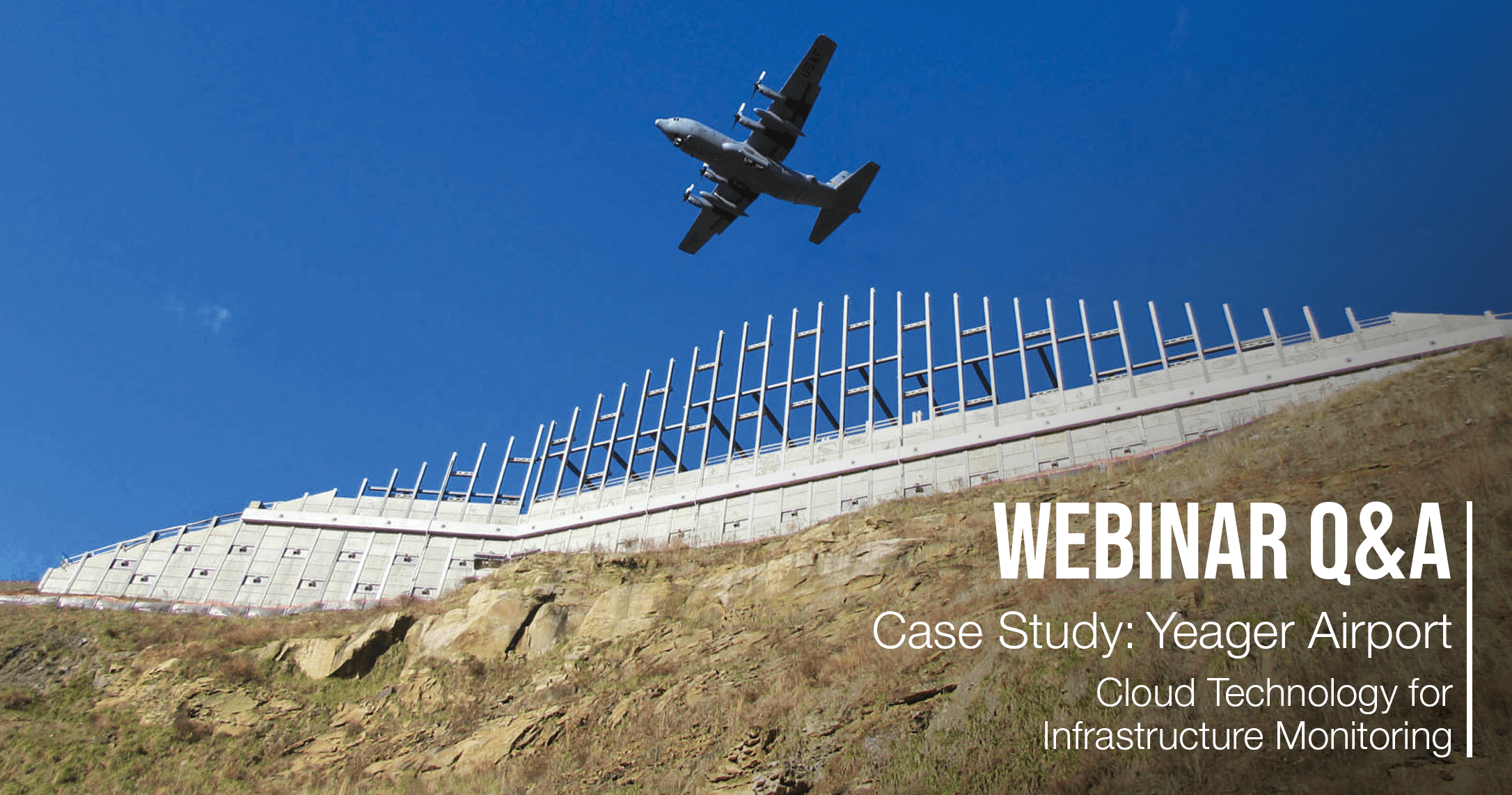 Webinar Q&A – Yeager Airport