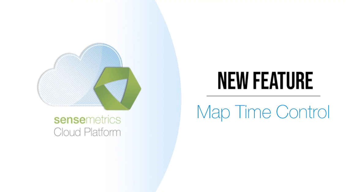 New Feature: Time Map Control