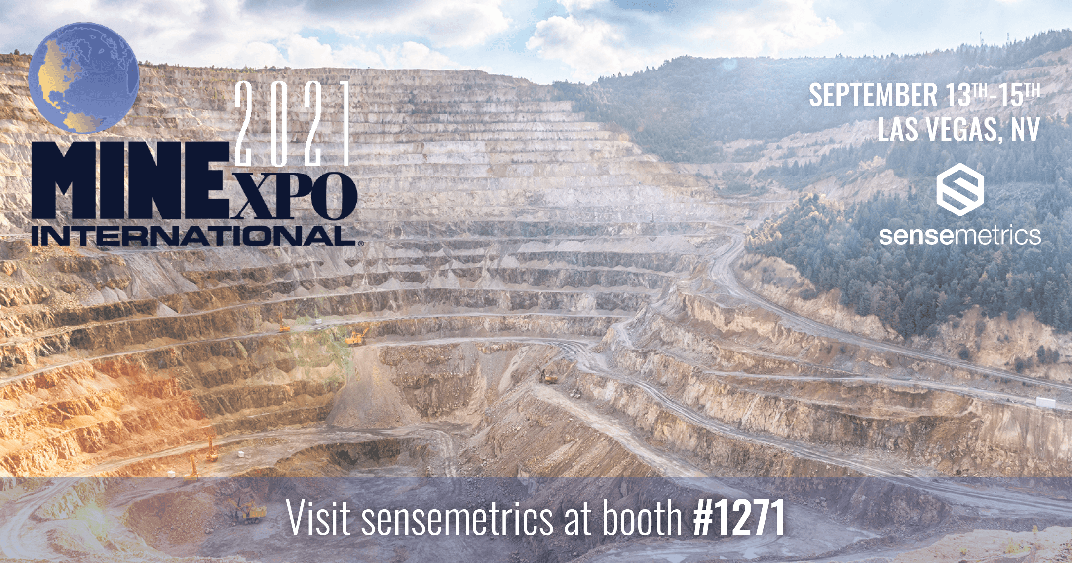We're Attending MINExpo International 2021 Conference