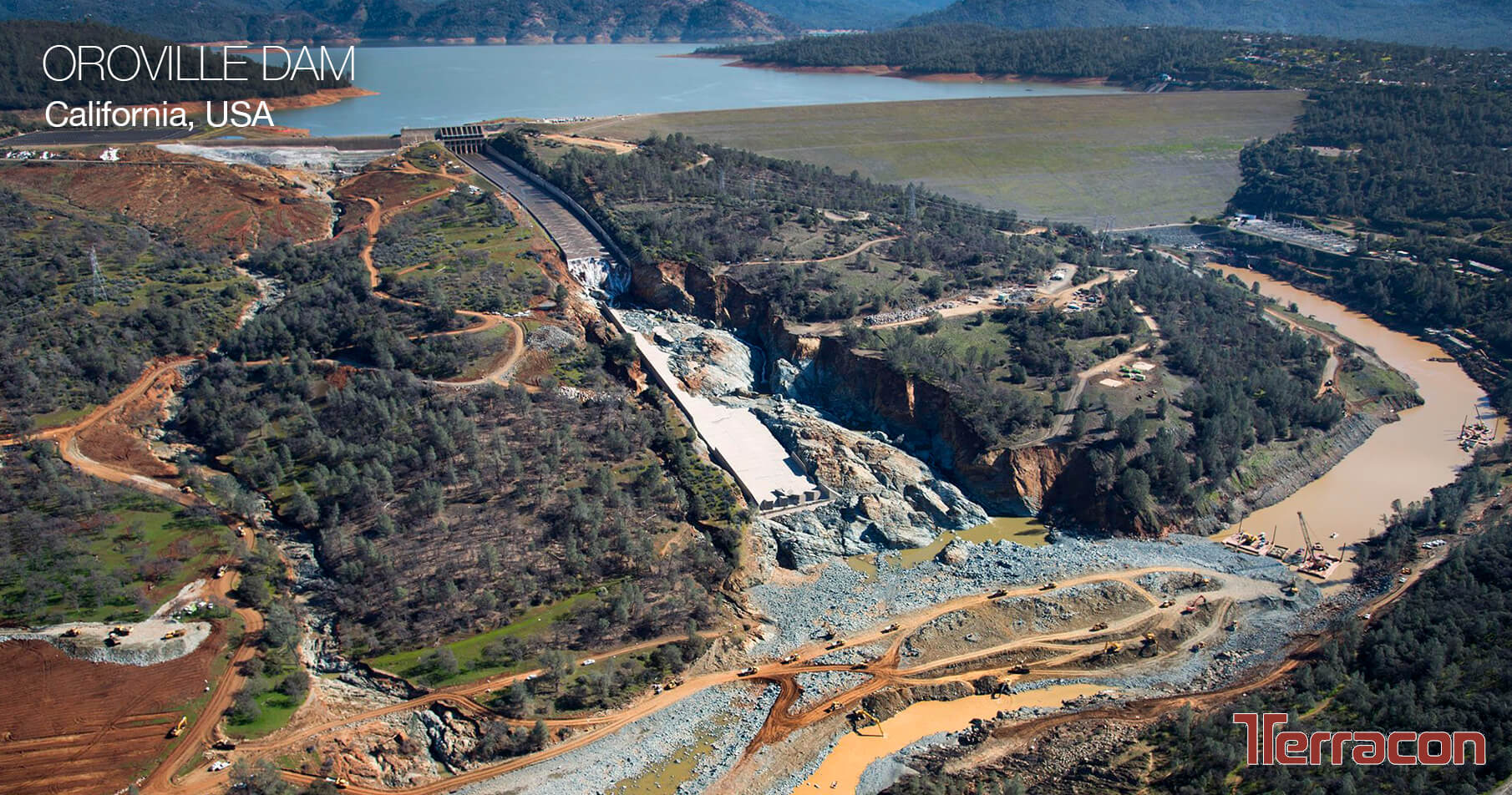 Project Highlight: Oroville Dam