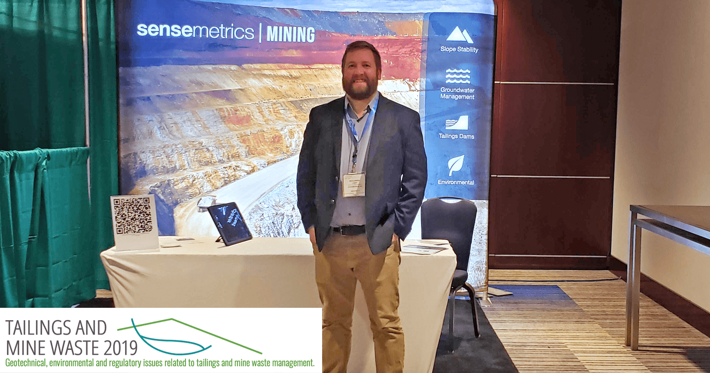 Hello from Tailings & Mine Waste 2019