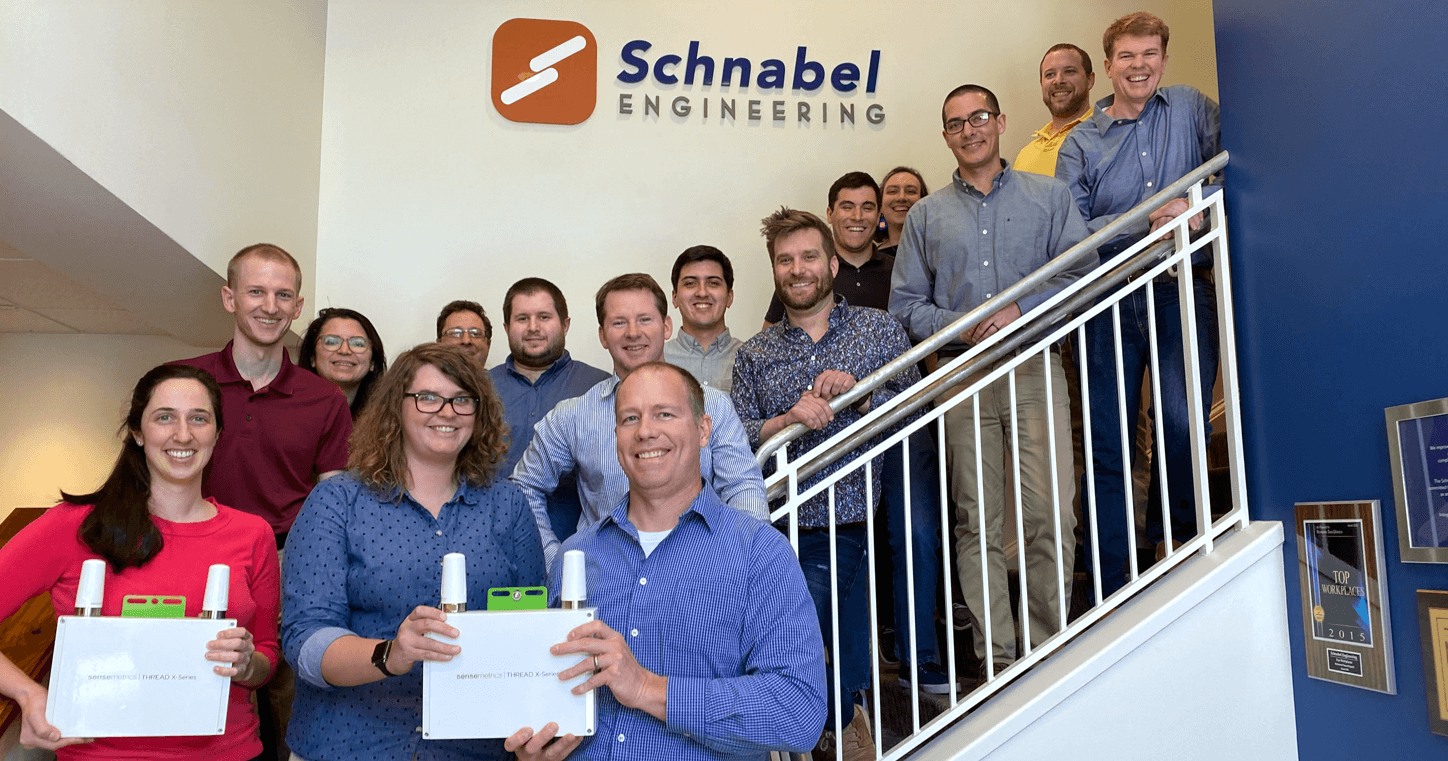 sensemetrics Training at Schnabel Engineering