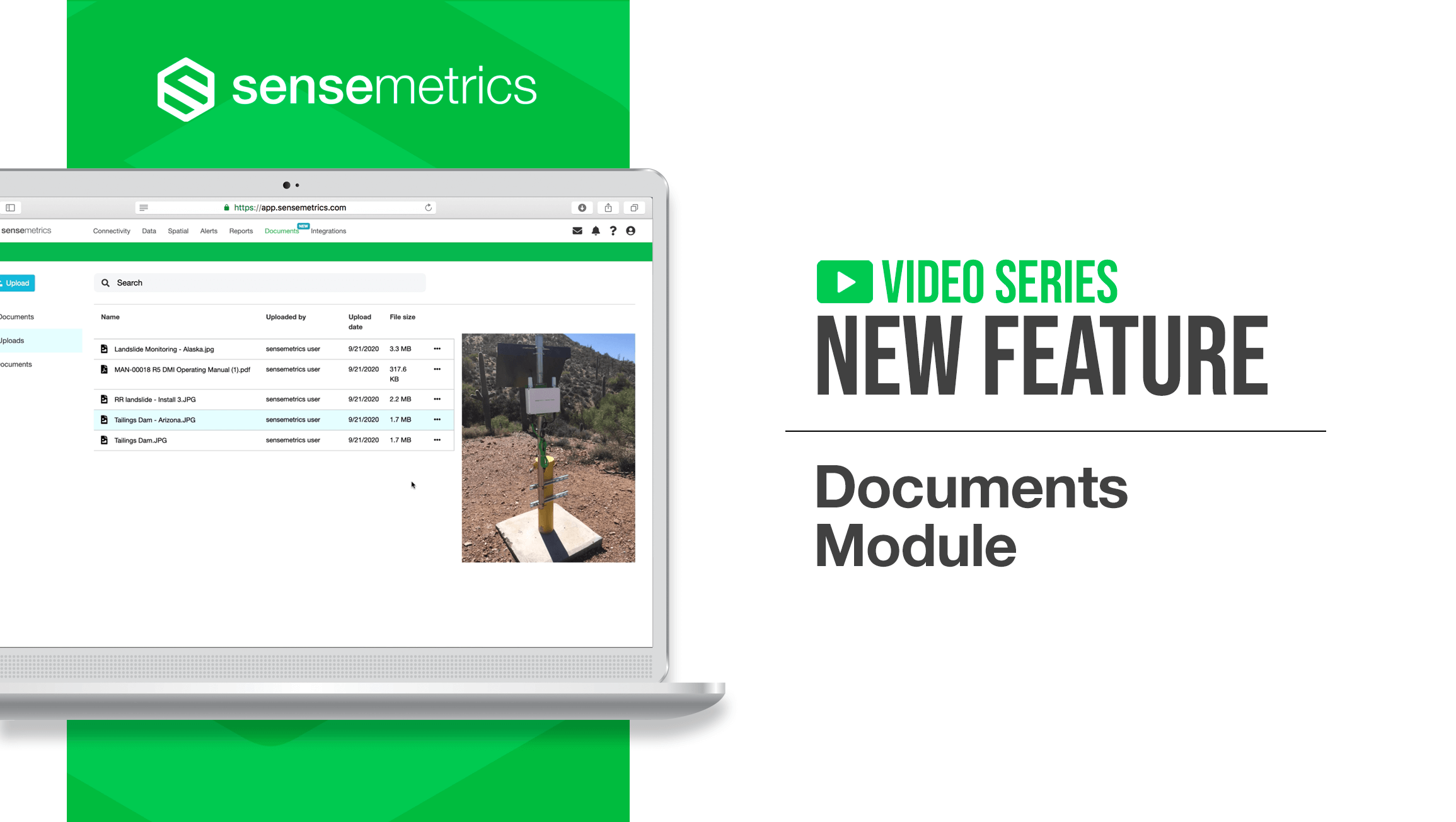 New Feature: Documents Module