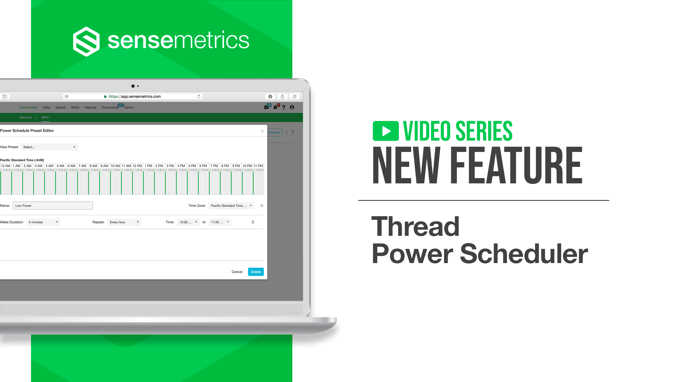 New Feature: Thread Power Scheduler