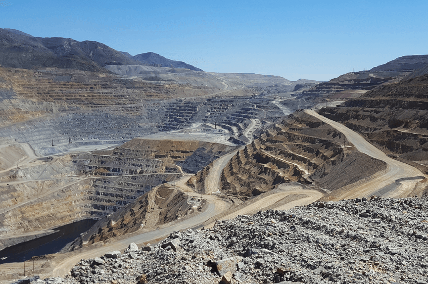 Case Study: An Integrated, Modern Solution for A Large, Active Mine