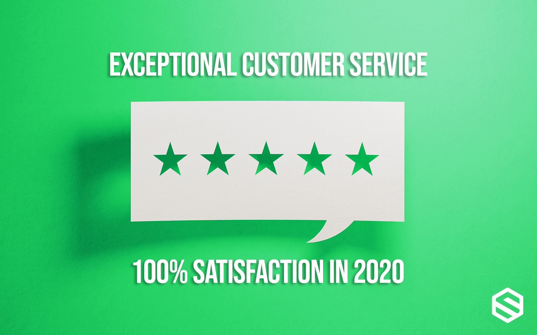 100% Satisfaction Rating