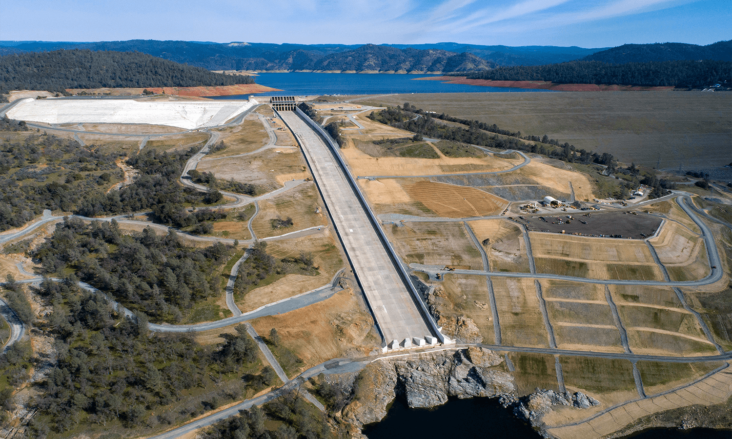 Oroville Dam Monitoring Solution