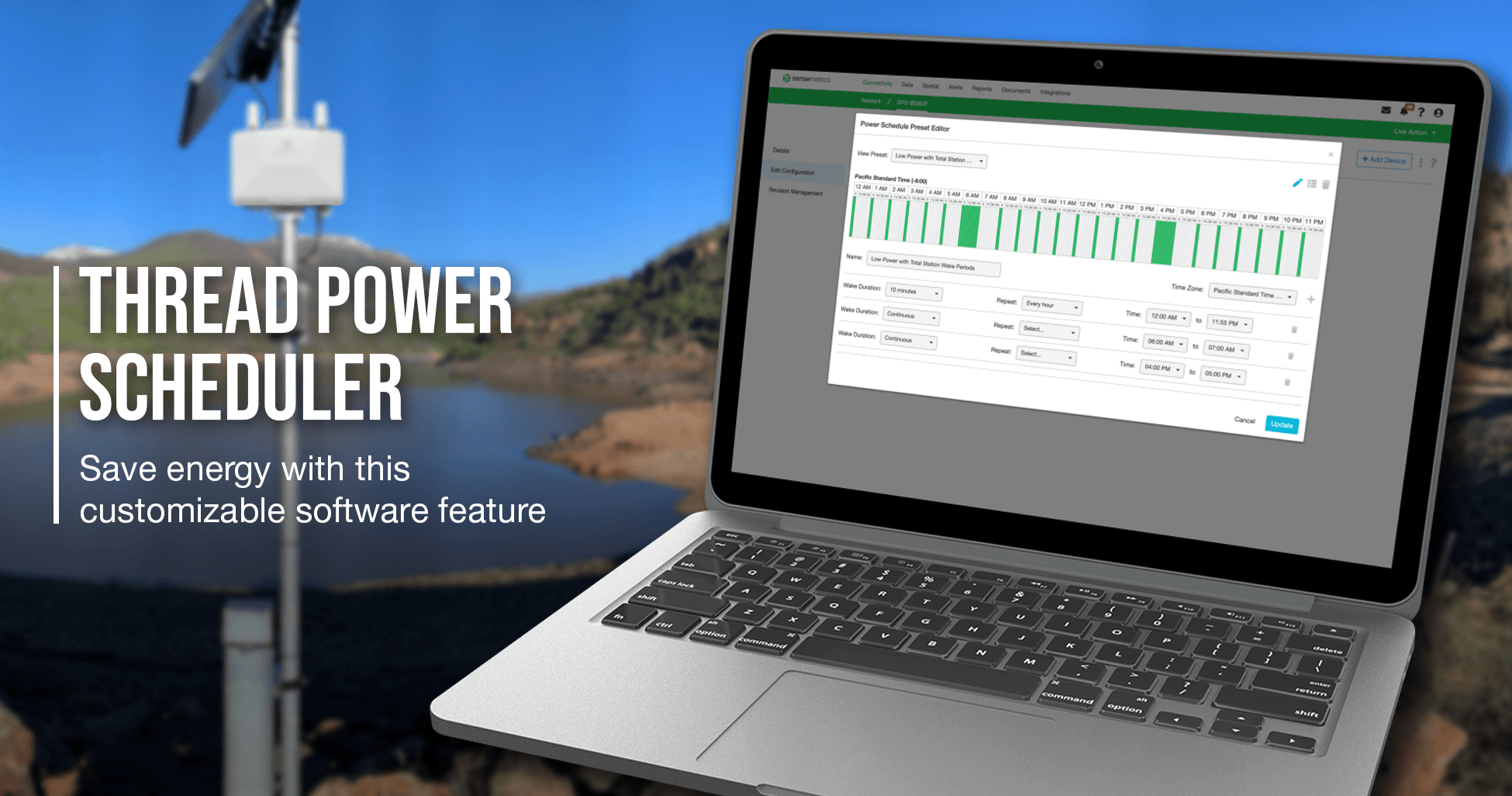 Feature Share: Thread Power Scheduler